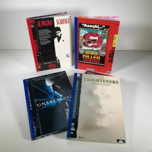 Custom VHS Notebooks