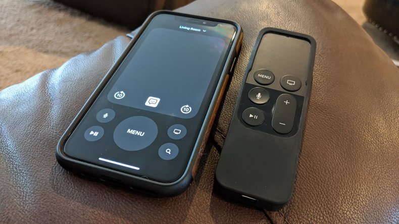 The Apple TV Remote has been fixed…in iOS