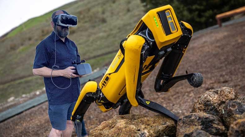 Boston Dynamics Spot Robot