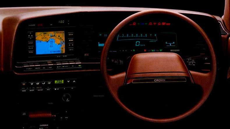 Old School Garmin GPS
